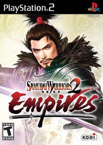Samurai Warriors 2 - Image: Samurai Warriors 2 Empires cover