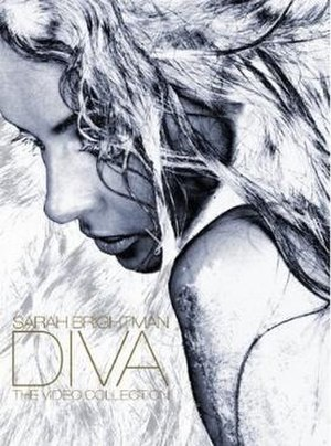 Diva: The Video Collection - Image: Sarah Brightman DVD Diva