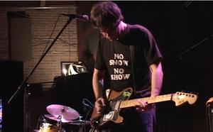 Scott Lucas (musician) - Lucas in 2006