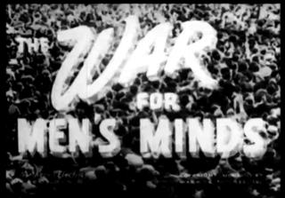 <i>The War for Mens Minds</i> 1943 short film