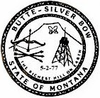 Official seal of Butte-Silver Bow, Montana