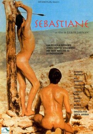 Sebastiane - Promotional poster