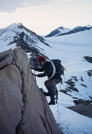 Scaife Glacier - circa 1970