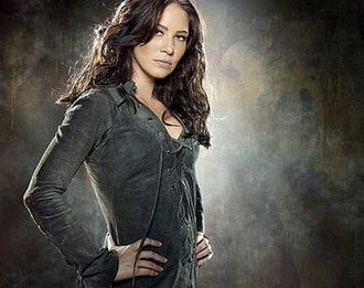 Silver Fox (comics) - Lynn Collins as Kayla Silverfox in X-Men Origins: Wolverine.
