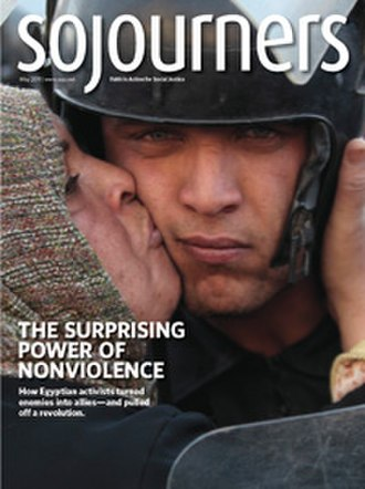 Sojourners - May 2011 cover of Sojourners