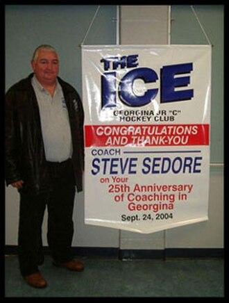 Georgina Ice - Steve Sedore