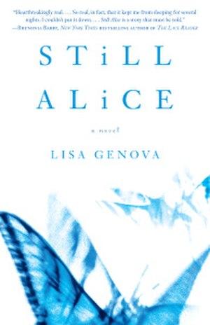 Still Alice (novel) - Image: Still Alice (Genova novel)