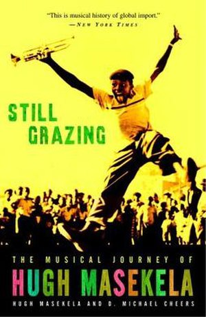 Still Grazing - Image: Still Grazing book cover