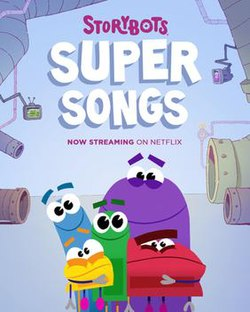 Storybots Super Songs Wikipedia