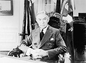 The President Vanishes - Image: Stout TPV 1