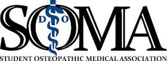 Student Osteopathic Medical Association - Image: Student Osteopathic Medical Association logo