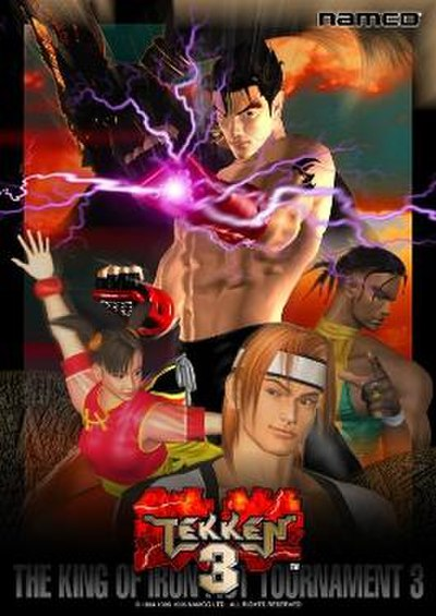 Picture of a game: Tekken 3
