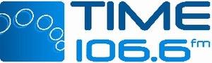Time 106.6 - Image: TIME106FM logo