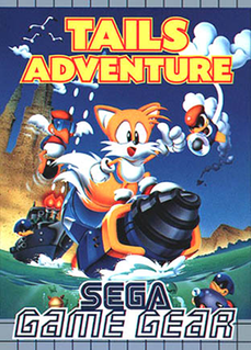 <i>Tails Adventure</i> 1995 video game