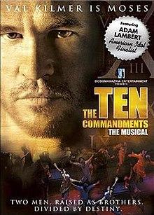 The Ten Commandments Musical