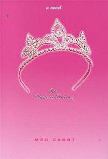 <i>The Princess Diaries</i> (novel) 2000 youth novel by Meg Cabot