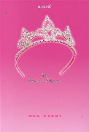 The Princess Diaries (novel) - First edition