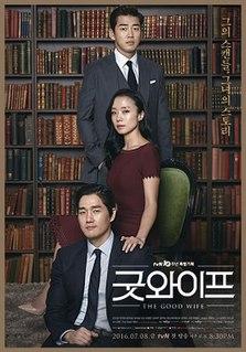 <i>The Good Wife</i> (South Korean TV series) 2016 South Korean TV series