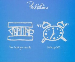Wake Up Call (Phil Collins song) single by Phil Collins