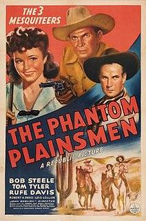 <i>The Phantom Plainsmen</i> 1942 film by John English
