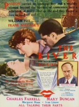 The River (1929 film) - Image: The River Film Poster