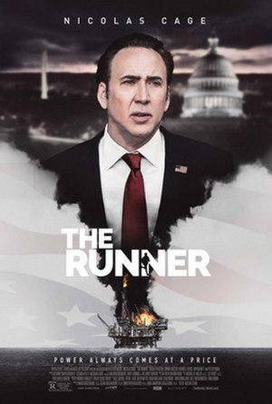 The Runner (2015 film) - Theatrical release poster