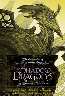 The Shadow Dragons, James A. Owen - cover.jpg