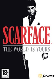 Scarface: The World Is Yours (2006) PS4 PC Xbox360 PS3 Wii Nintendo Mac Linux