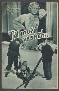 <i>Three Men in the Snow</i> (1936 film) 1936 film by Vladimír Slavínský