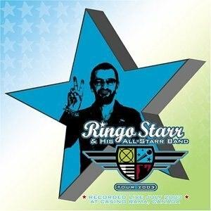 Tour 2003 - Image: Tour 2003.Ringo Starr.albumcover