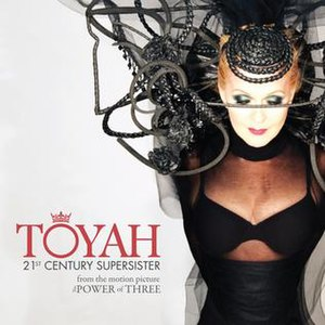 21st Century Supersister - Image: Toyah 21st Century Supersister