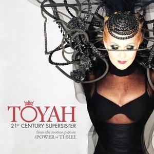 21st Century Supersister - Image: Toyah 21st Century Supersister