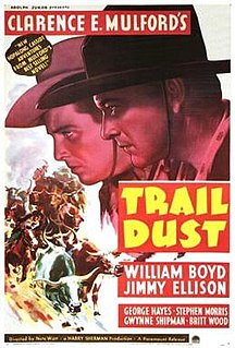 <i>Trail Dust</i> 1936 film by Nate Watt