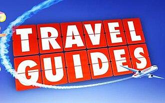 Travel Guides (TV series) - Image: Travel Guides Logo