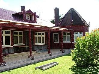 Tūrangawaewae - Turongo House