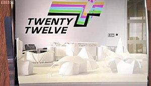 Twenty Twelve - Image: Twenty Twelve