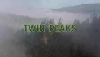 Twin Peaks (2017 TV series) - Image: Twin Peaks 2017 opening shot credits