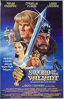 <i>Sword of the Valiant</i> 1984 British film