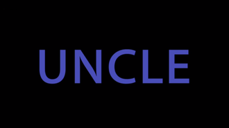 Uncle (TV series) - Opening title used from Series two onwards