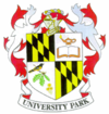 Official seal of University Park, Maryland