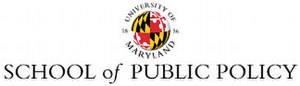 University of Maryland, School of Public Policy logo
