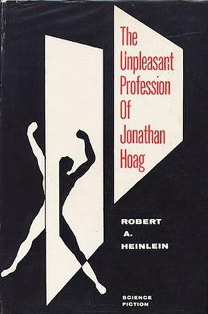 The Unpleasant Profession of Jonathan Hoag (collection) - First Edition cover