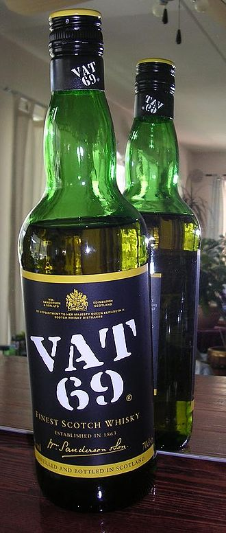 Vat 69 - Image: Vat 69