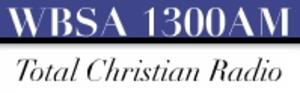 WBSA - Image: WBSA AM logo