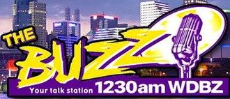 WDBZ - Image: WDBZ AM 1230 Buzz logo