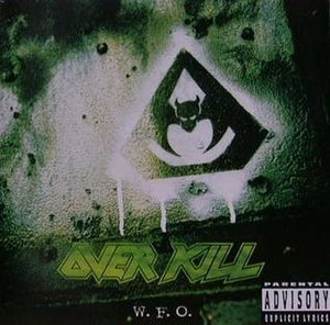 W.F.O. (album) - Image: WF Ocover