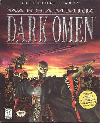 Warhammer: Dark Omen - Image: Warhammer Dark Omen cover