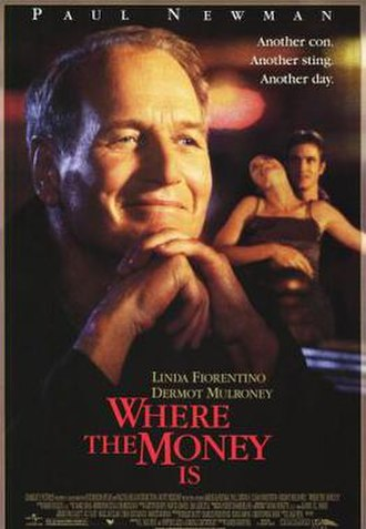 Where the Money Is - Theatrical release poster