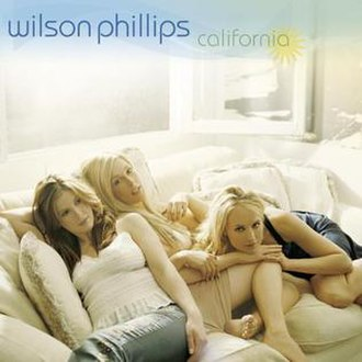 California (Wilson Phillips album) - Image: Wilson Phillips California