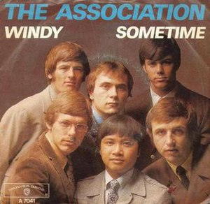Windy - Image: Windy by The Association single cover